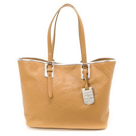 Longchamp Leather Tote Bags VEGETALE On Sale