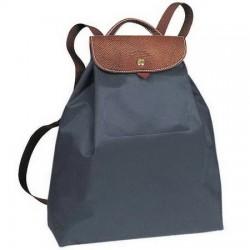 Plecak Longchamp Le Pliage Graphite