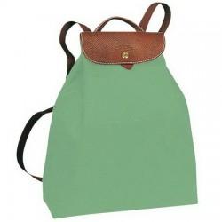 Longchamp Le Pliage Sac à dos Vert