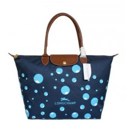 Longchamp Bubble Taschen Blau