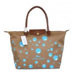 Longchamp Bubble Taschen Dunkler Lachs