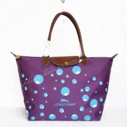 Longchamp Bubble Taschen Lila