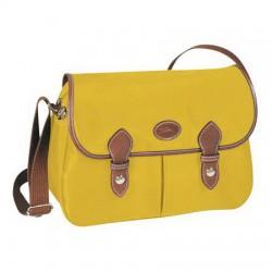 Longchamp Le Pliage Kuriertaschen Gelb
