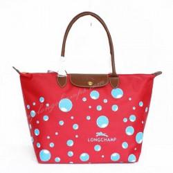Longchamp Bańka Torby Czerwony