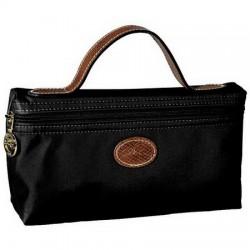 Longchamp Kosmetiktaschen Schwarz