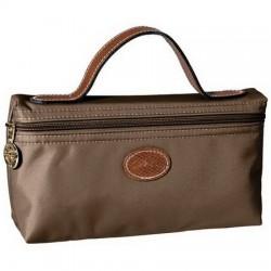 Longchamp kosmetické tašky Taupe