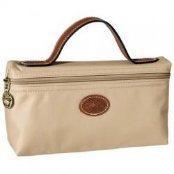 Longchamp kosmetické tašky béžové