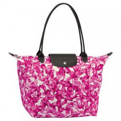 2bd155ea61886 Longchamp Darshan Taschen Rosa