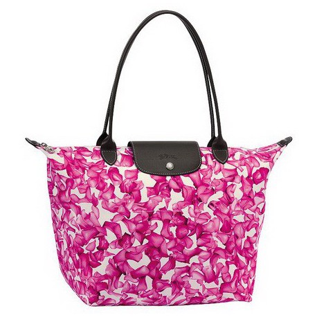 Longchamp Darshan Torby Różowy