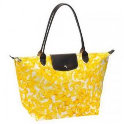 Longchamp Darshan Tragetaschen Gelb