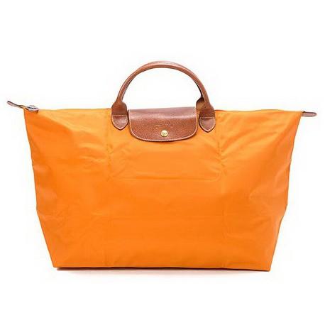 Longchamp Le Pliage Torby na ramię Mandarine