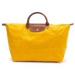 Longchamp Le Pliage Tote Taschen Soleil