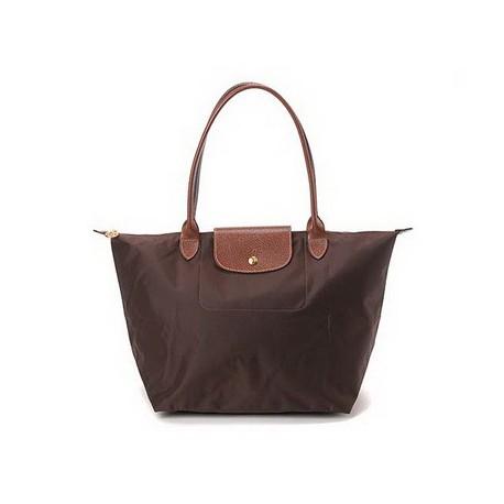 Longchamp Le Pliage Vozit Tašky Čokoláda Výstup Online