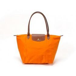 Longchamp Le Pliage Tragetaschen Orange