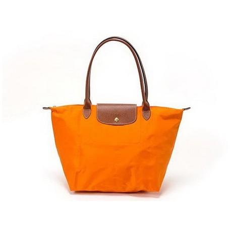 Torby na ramię Longchamp Le Pliage Pomarańczowy