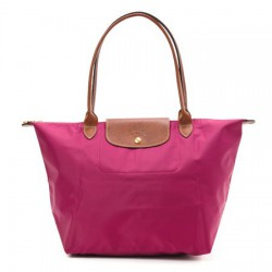 Longchamp Le Pliage Taschen Fushia