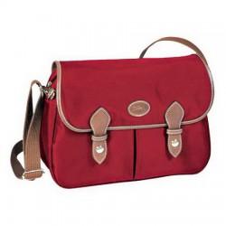 Longchamp Le Pliage Messenger Geldbörse Rot