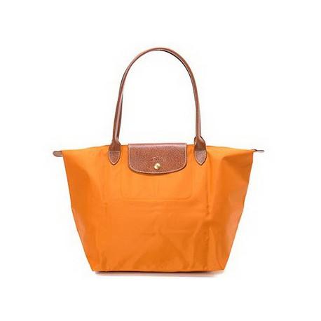 Longchamp Le Pliage Torby na ramię Mandarine Sklep Sprzedaż