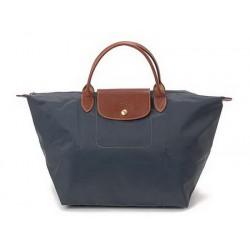 Torby na zakupy Longchamp Le Pliage Graphite Wylot Sprzedaż