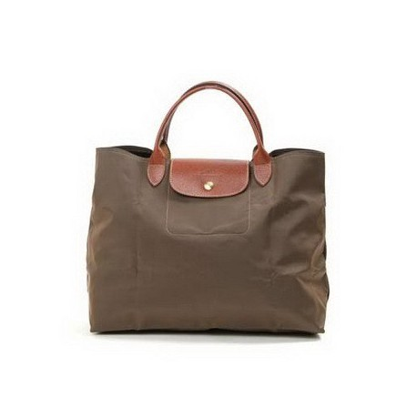 Longchamp Le Pliage Tote Bags Taupe