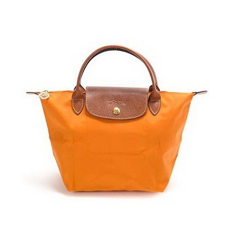 Longchamp Le Pliage Taschen Mandarine Auslauf Verkauf