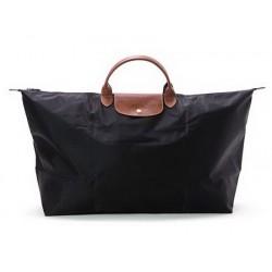 Longchamp Le Pliage Vozit Tašky XL Černá