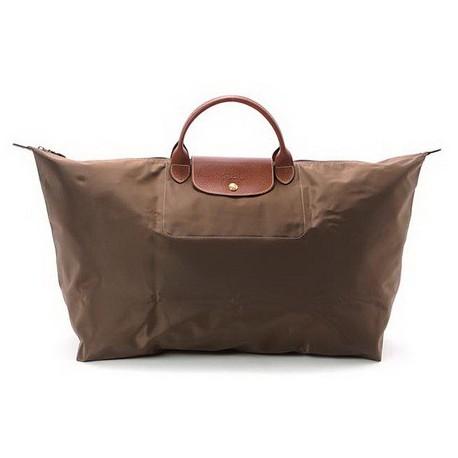 Longchamp Le Pliage Sacs fourre-tout XL Taupe