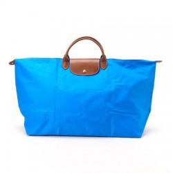 Longchamp Le Pliage Vozit Tašky XL Modrá