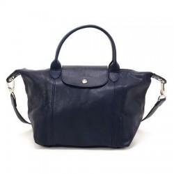 Cestovní tašky Longchamp Modrýmarine