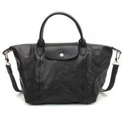 Cestovní tašky Longchamp Černá