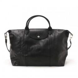 Cestovní tašky Longchamp Černá Výstup Online