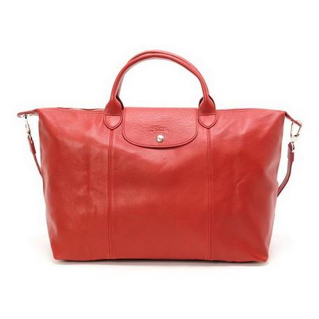 Cestovní tašky Longchamp ROSSORouge Obchod Prodej