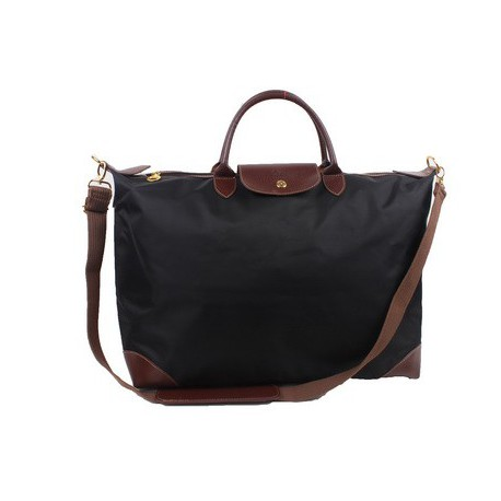 Longchamp Le Pliage Reisetaschen Schwarz