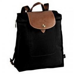 Torby na plecak z długimi plecakami Longchamp Le Pliage