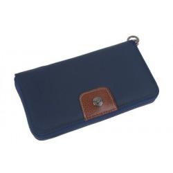 Longchamp Le Pliage peněženka modrá