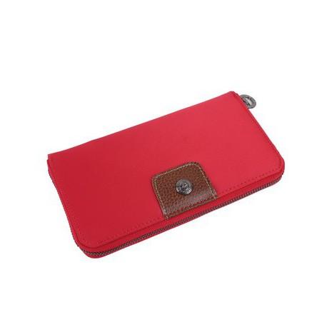Longchamp Le Pliage Purse Red