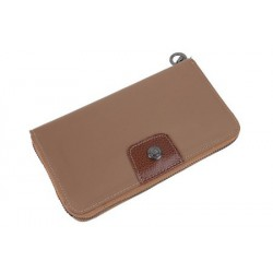 Longchamp Le Pliage peněženka hnědá