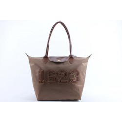 Longchamp Le Pliage 1623 Taschen Schokolade