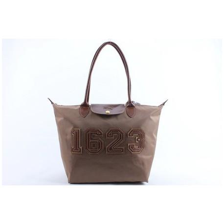 Longchamp Le Pliage 1623 Tašky Čokoláda