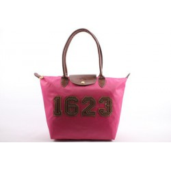 Longchamp Le Pliage 1623 Tote Rose